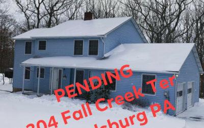 304 Fall Creek Ter Stroudsburg PA